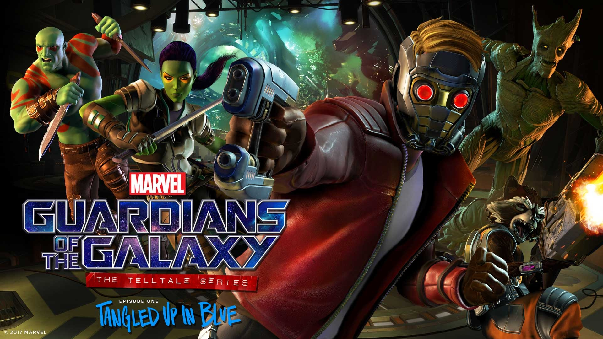 """Game Review — """"Guardians of the Galaxy: The Telltale Series"""""""