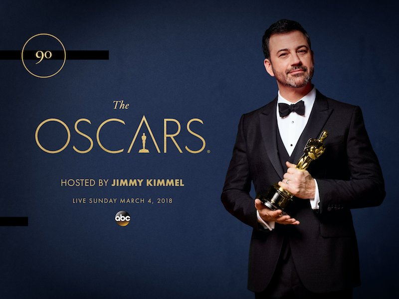 Jimmy Kimmel Returning to Host 90th Oscars