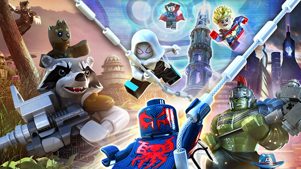 LEGO Marvel Super Heroes 2,