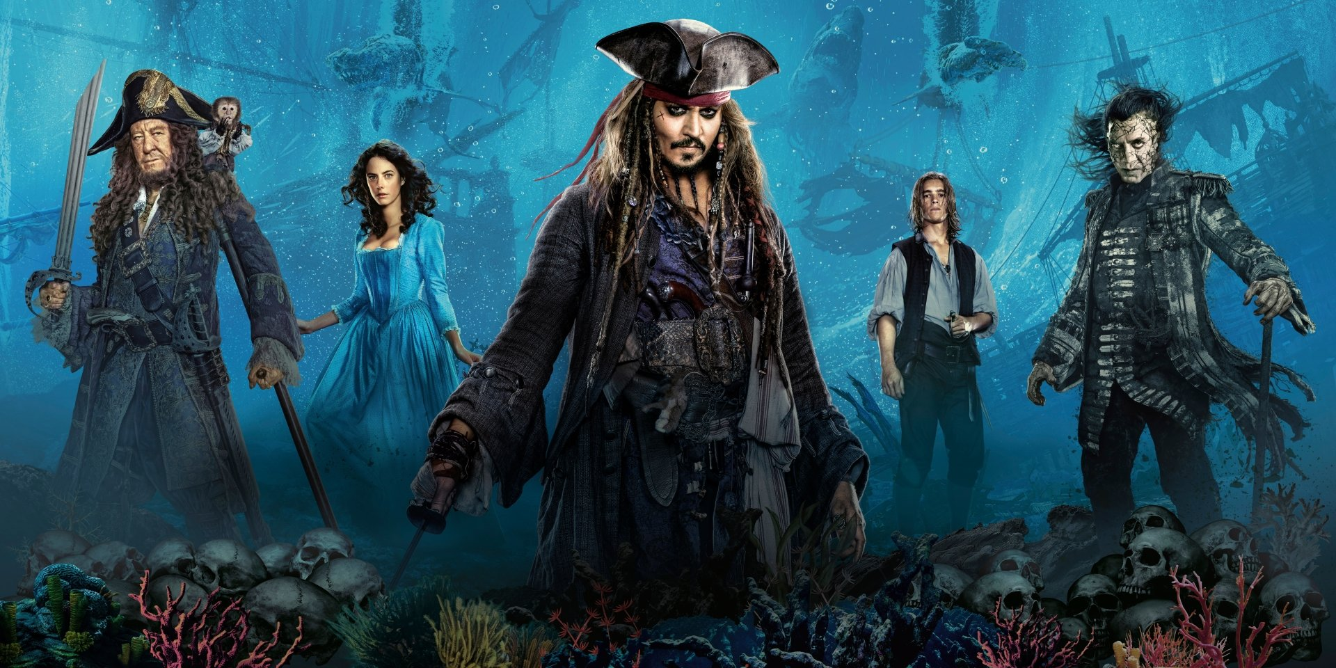 """Pirates of the Caribbean: Dead Men Tell No Tales"" - Movie Review"