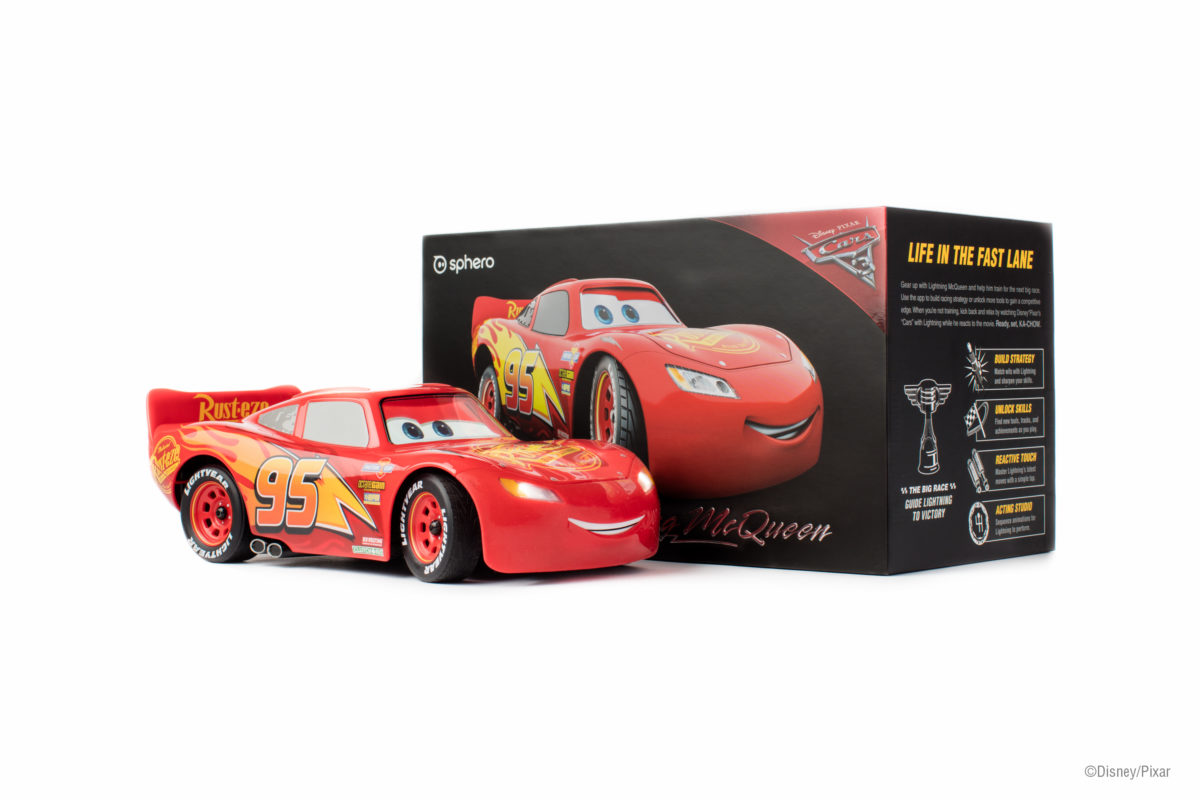 Sphero Creating the Ultimate Lightning McQueen