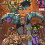 "Comic Review: ""Guardians of the Galaxy – Mission: BREAKOUT! #1"""