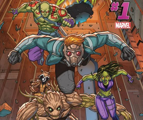 """Comic Review: """"Guardians of the Galaxy - Mission: BREAKOUT! #1"""""""