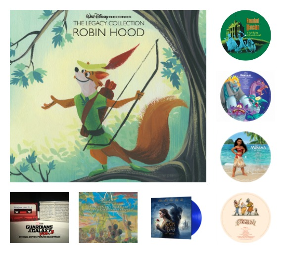 Disney Music Emporium D23 Expo Booth to Feature New Releases, Signings with Auli'i Cravalho, Michael Giacchino, More