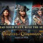 """Pirates of the Caribbean: Tides of War"" Mobile Game Now Available"