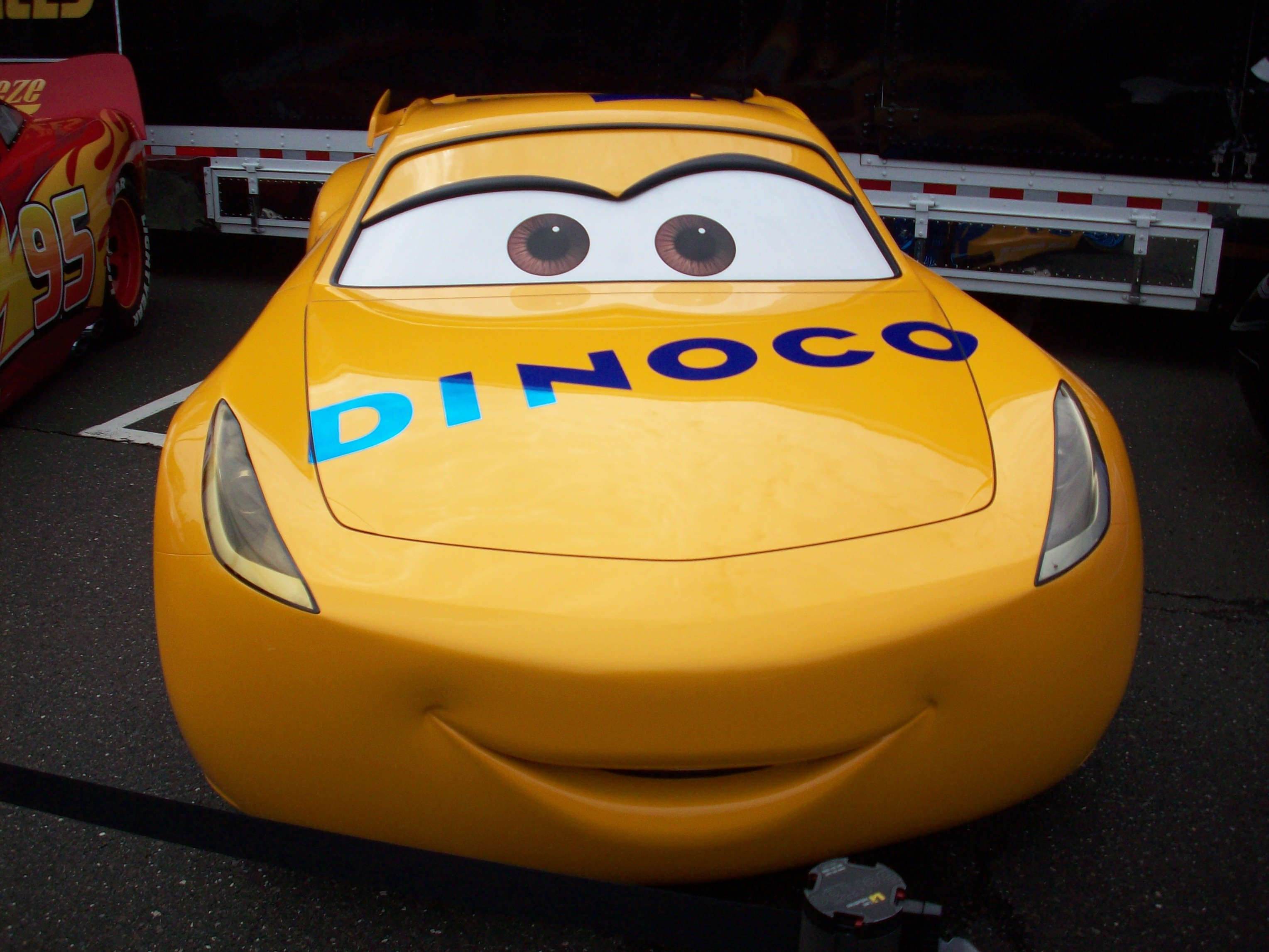 """Cars 3 """"Road To The Races"""" Tour Prepares For Victory Lap"""