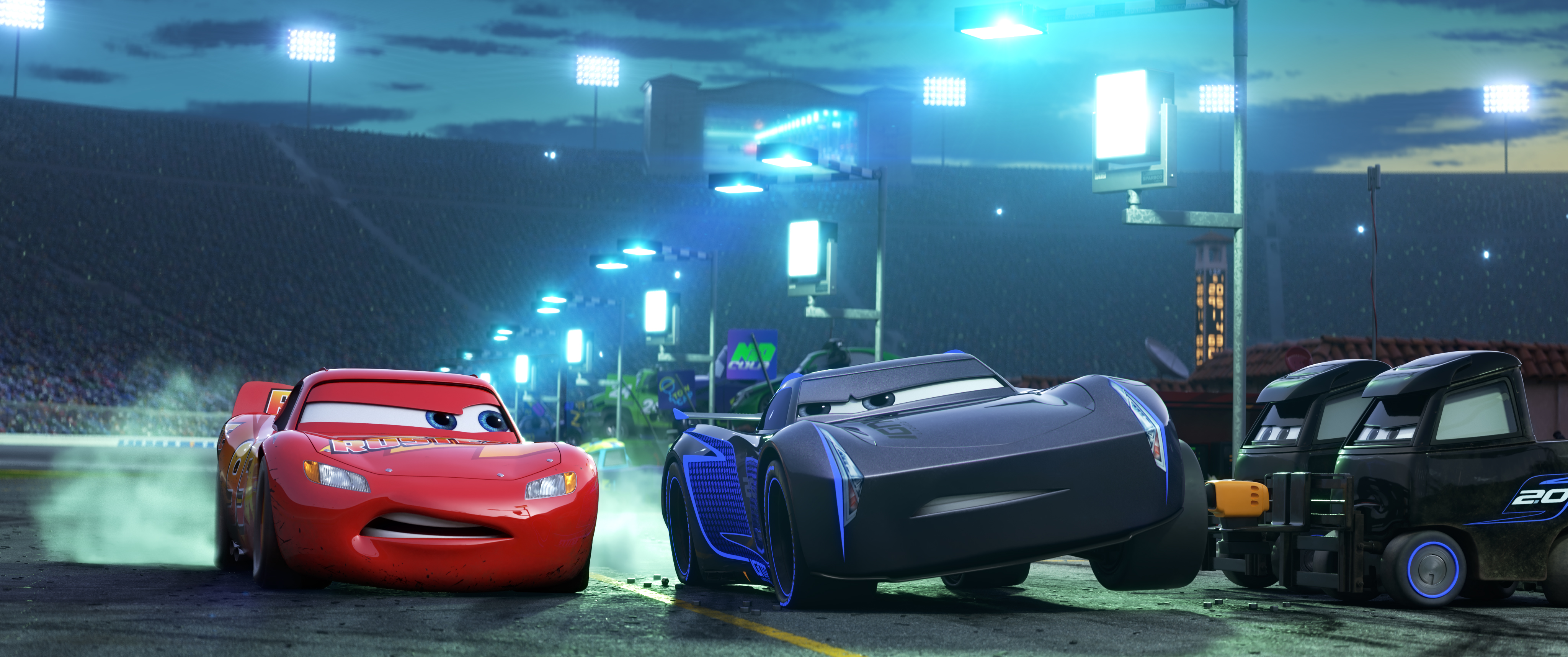 """What I Hope to See in """"Cars 3"""""""