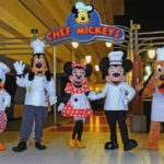 Chef Mickey's at the Contemporary Resort to Temporarily Relocate