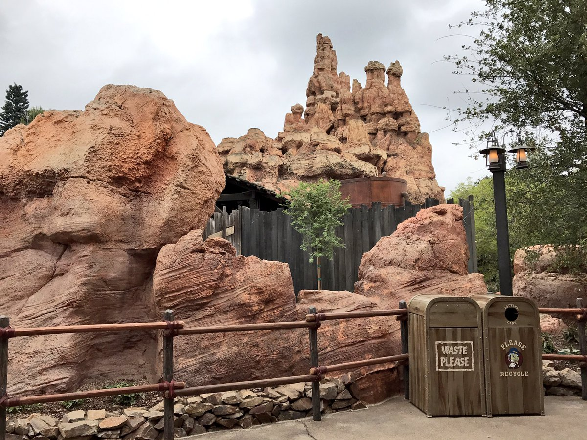 Big Thunder Trail Reopens at Disneyland