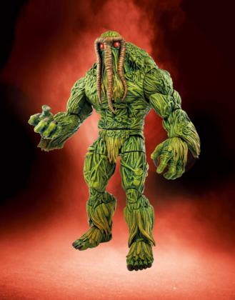 Man-Thing Build-A-Figure