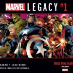 Marvel Legacy to Show Origins of Marvel Universe