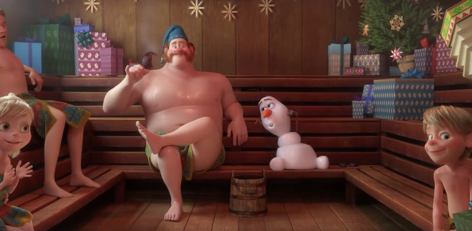 "Disney Debuts Trailer for ""Olaf's Frozen Adventure"" Short"
