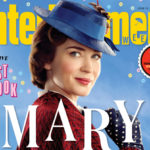 "Entertainment Weekly Features New Images From ""Mary Poppins Returns"""