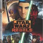 Star Wars Rebels Season 3 Blu-Ray Release Announced on Star Wars Show