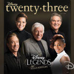 """Disney twenty-three"" Magazine Fall Issue to Celebrate 30 Years of Disney Legends"