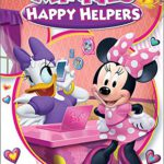 DVD Review: Minnie's Happy Helpers (from Mickey and the Roadster Racers)