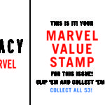 Marvel Revives Marvel Value Stamp Promotion