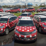 Walt Disney World's New Minnie Vehicle Service Begins
