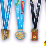 runDisney Unveils Pixar-Themed Medals for Disneyland Half Marathon Weekend