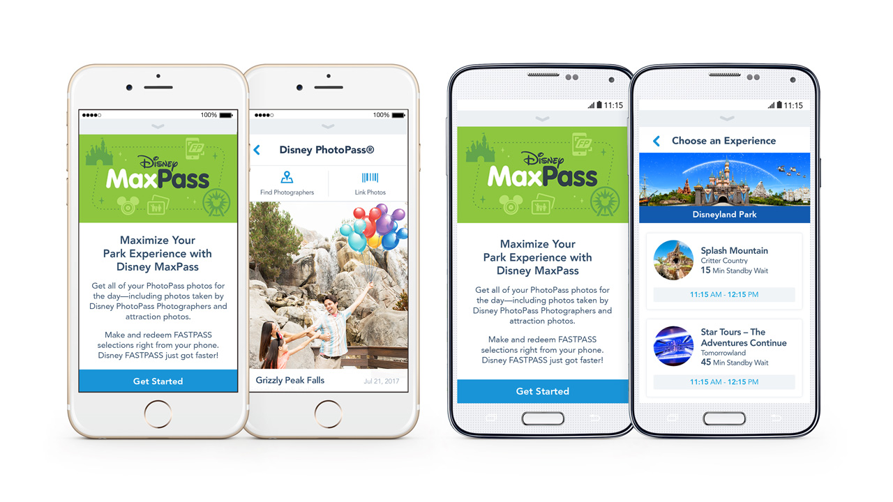 Paid FastPass - MaxPass - Coming to Disneyland Resort July 19