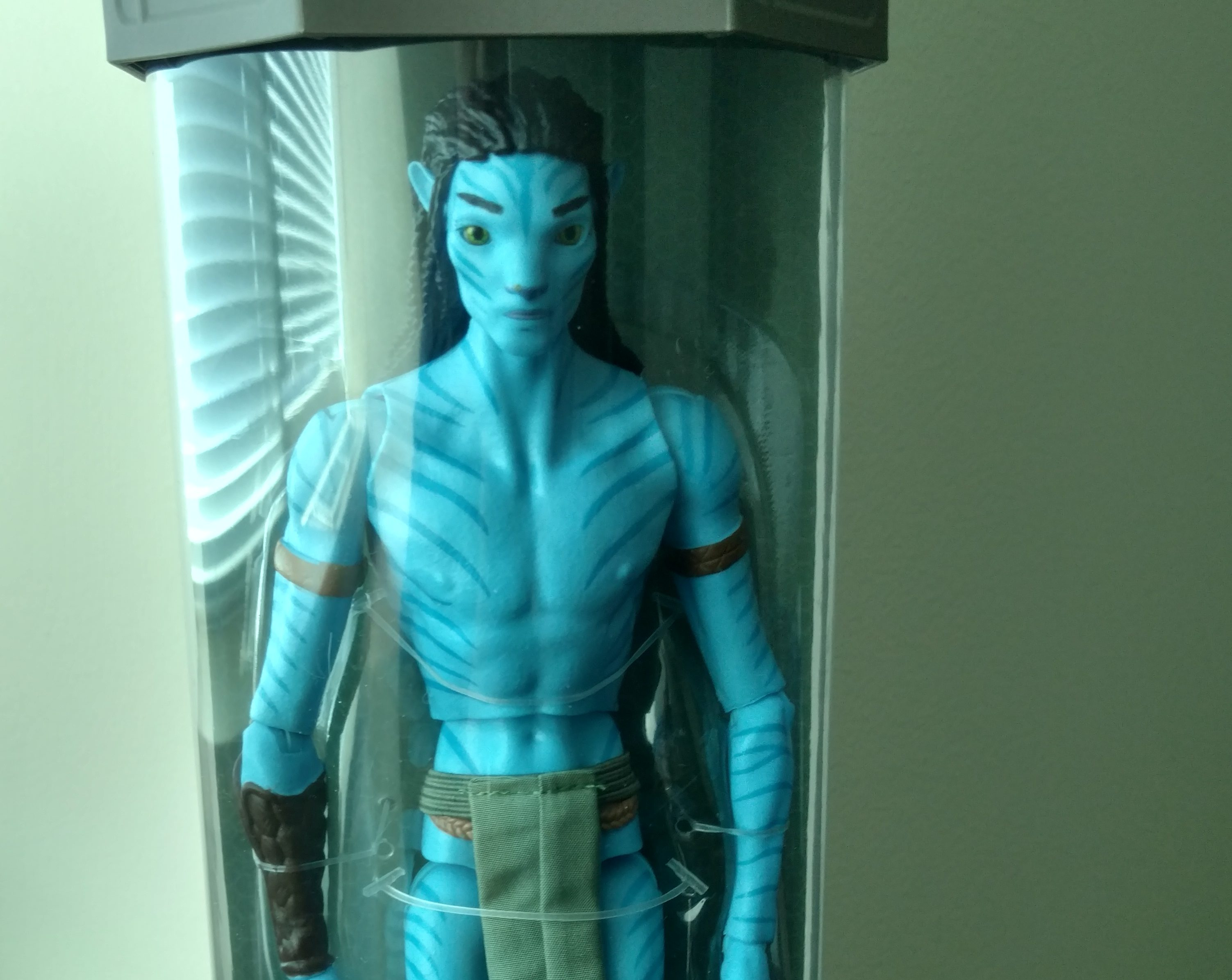 Who Wants To Be A Na'vi Action Figure?