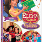 Elena of Avalor: Celebrations to Remember Coming to DVD