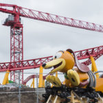 Disney Unveils Slinky Dog Dash Ride Vehicle for National Slinky Day