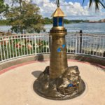 Grand Floridian Debuts Lighthouse Sculpture Dedicated to Lane Thomas Graves
