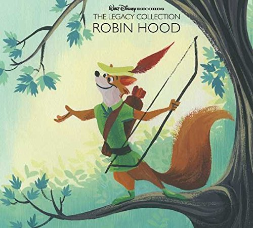Soundtrack Review - The Legacy Collection: Robin Hood