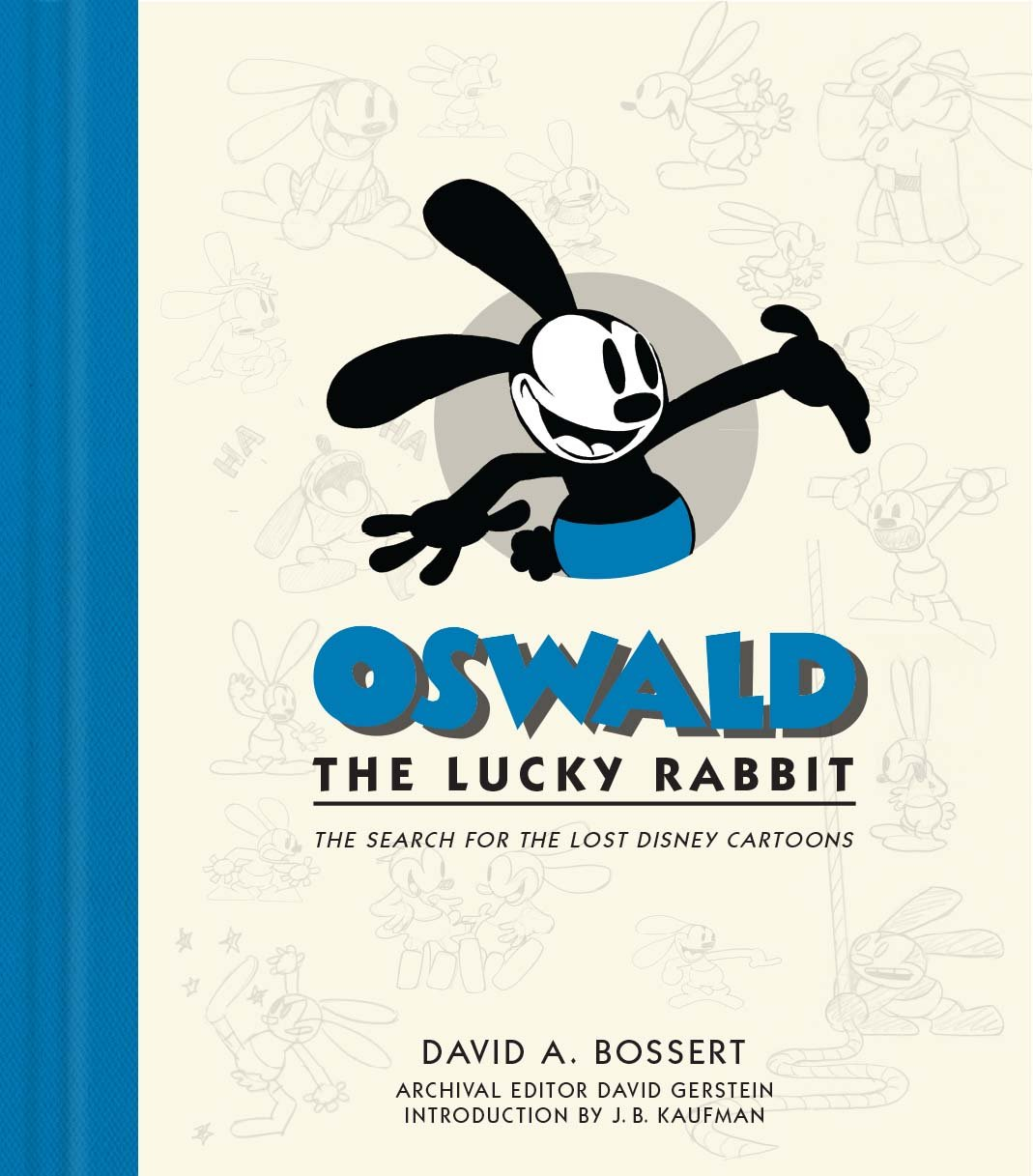 Book Review - Oswald the Lucky Rabbit: The Search for the Lost Disney Cartoons
