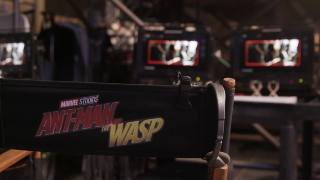 Ant-Man & The Wasp Begins Production