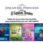 Dream Big, Princess Film Festival at the El Capitan Theatre