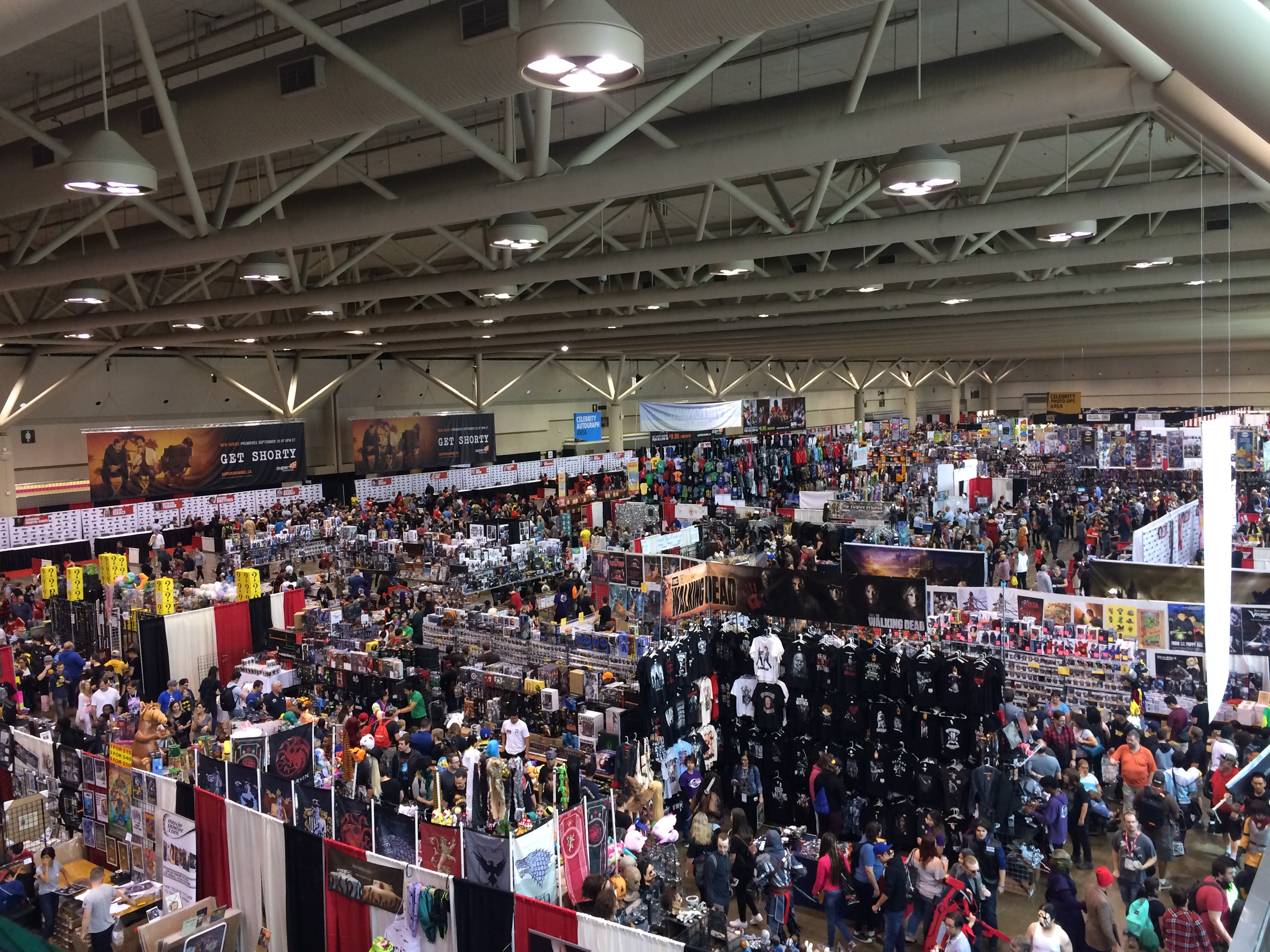 My Time at Fan Expo 2017
