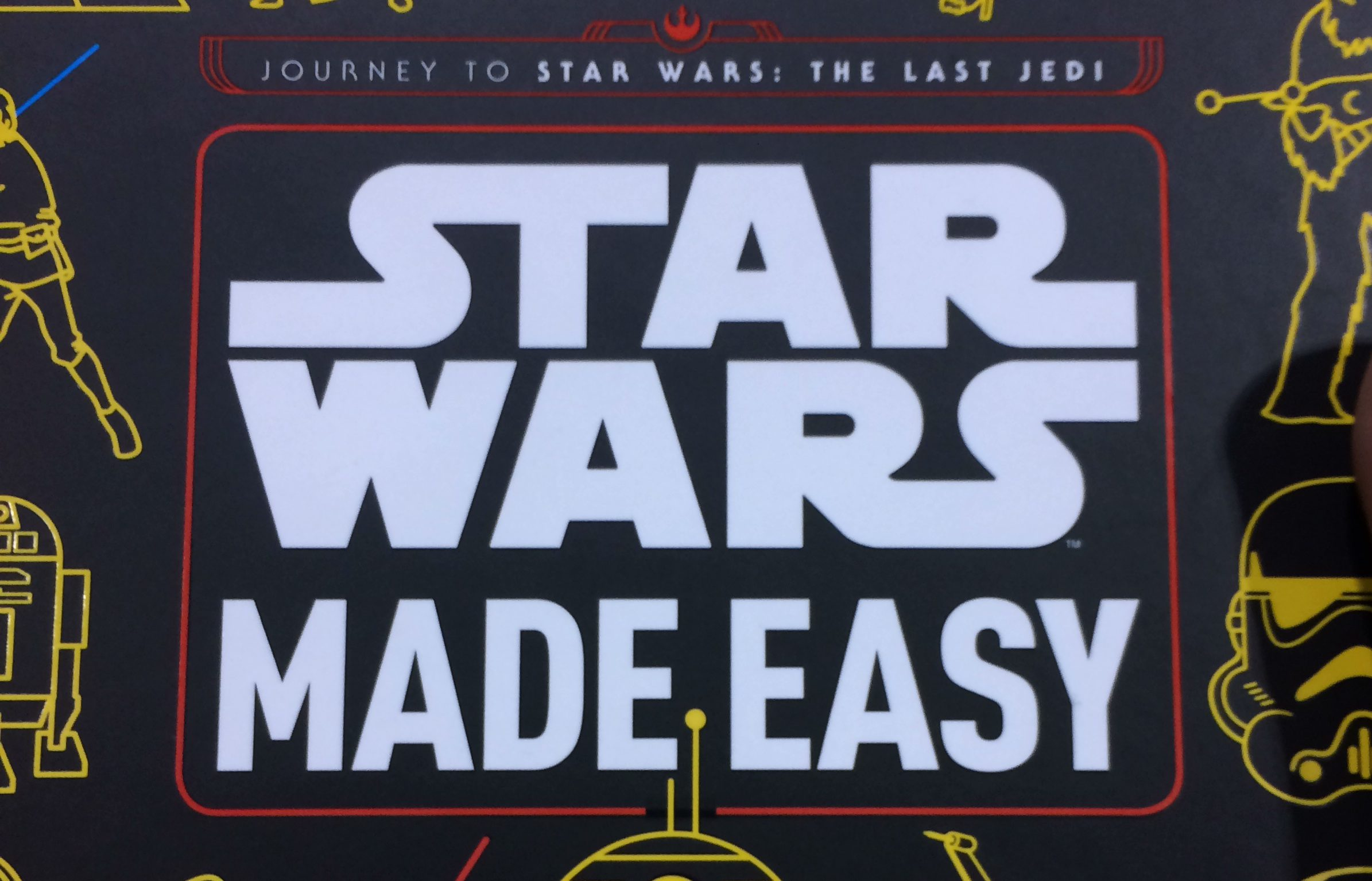 """""""Star Wars Made Easy"""" Book Launch at Fan Expo"""