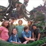 Avatar Sequels Cast Members Visit Pandora at Walt Disney World