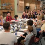 Cast of Roseanne Gathers for Revival Table Read