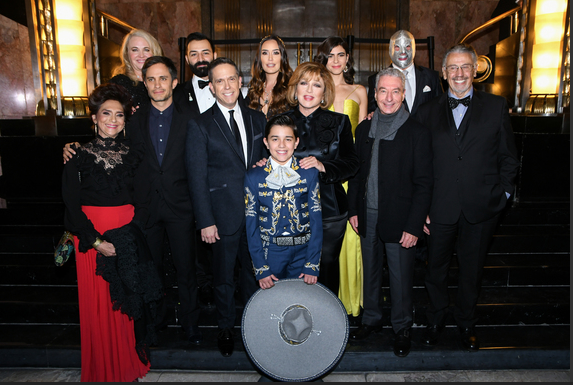 Coco Holds Mexico City Premiere