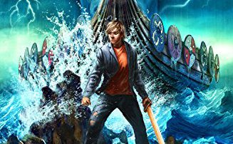 "Book Review – ""Magnus Chase and the Gods of Asgard: The Ship of the Dead"""