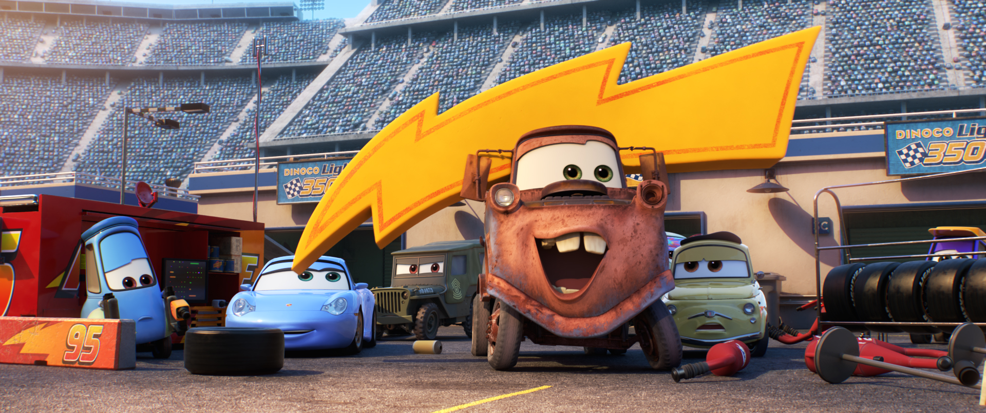"""Interview: """"Cars 3"""" Producer Kevin Reher"""