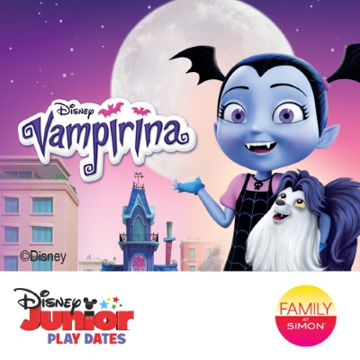 """Disney Junior Partners with Simon Malls for """"Play Dates"""""""