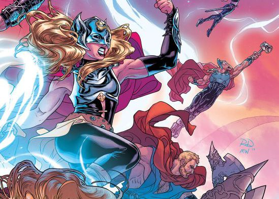 "Comic Review: ""The Mighty Thor #700"""