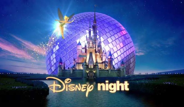 Disney Night 2017 on Dancing with the Stars