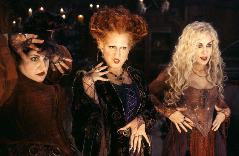 """Bette Midler Criticizes 'Cheap' """"Hocus Pocus"""" Remake in the Works"""