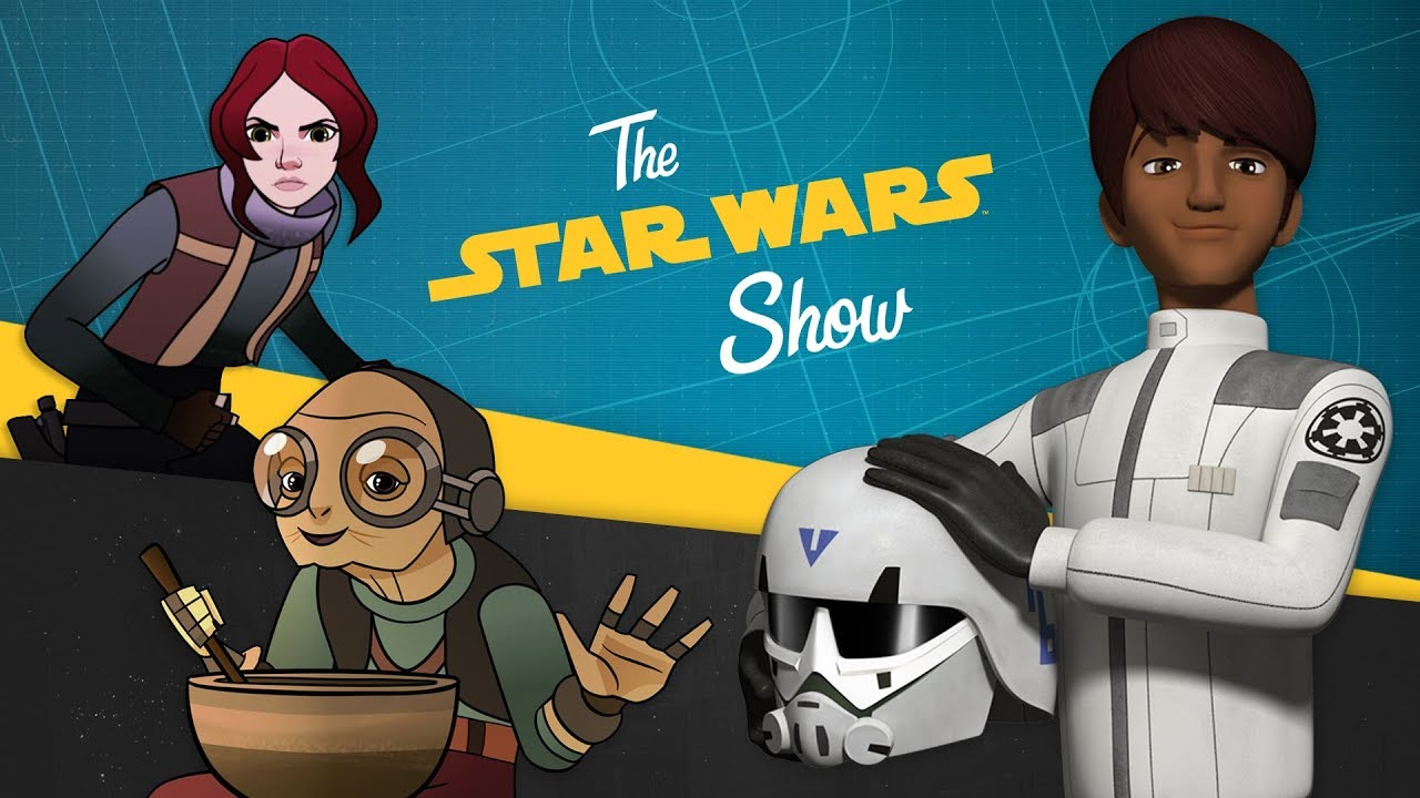 Star Wars Show Talks Battlefront II Beta and Forces of Destiny