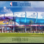 New Details on NBA Experience Coming to Disney Springs in 2019