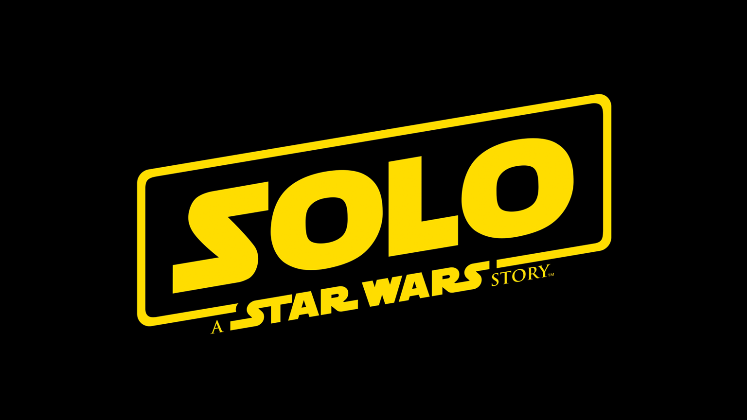 "Previously Untitled Han Solo Film is Now Officially ""Solo: A Star Wars Story"""