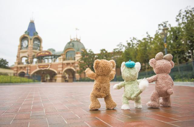 Gelatoni Arrives at Shanghai Disney Resort