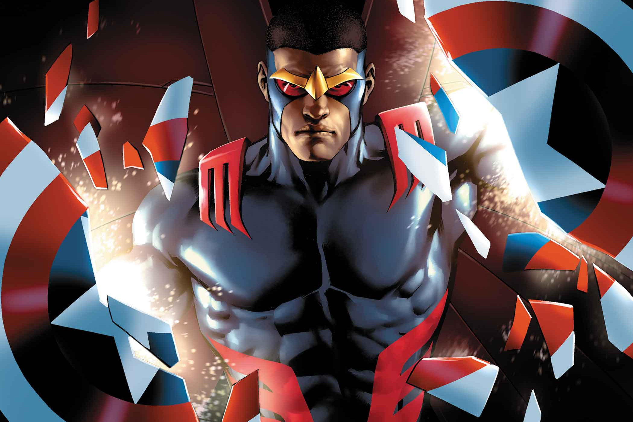 "Comic Review: ""Falcon #1"""