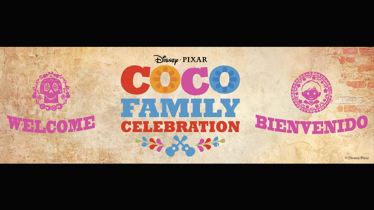 Coco Family Celebration Coming to Disney Springs Westside