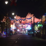 Cars Land Attractions Receiving Christmas Overlays